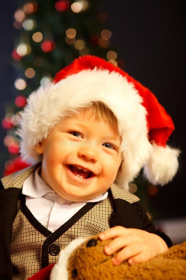 Santa Baby foto de stock royalty free