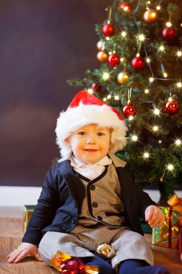 Santa Baby foto de stock