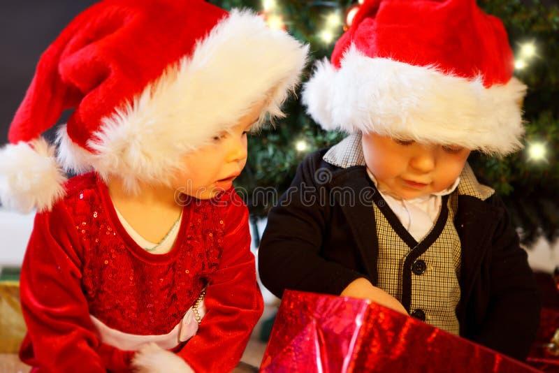 Santa Baby fotos de stock royalty free