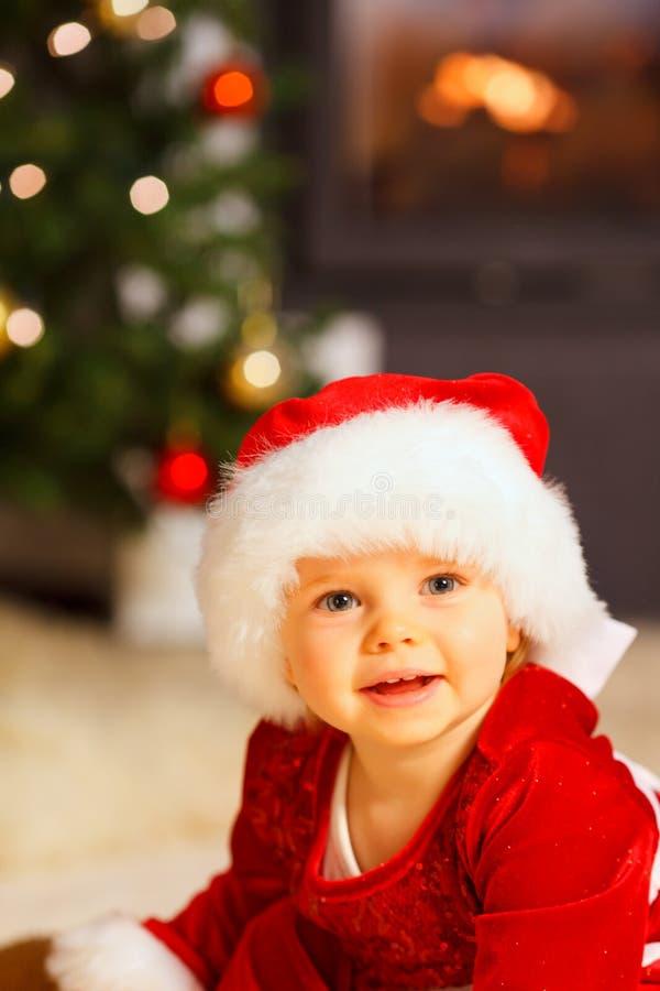 Santa Baby imagens de stock