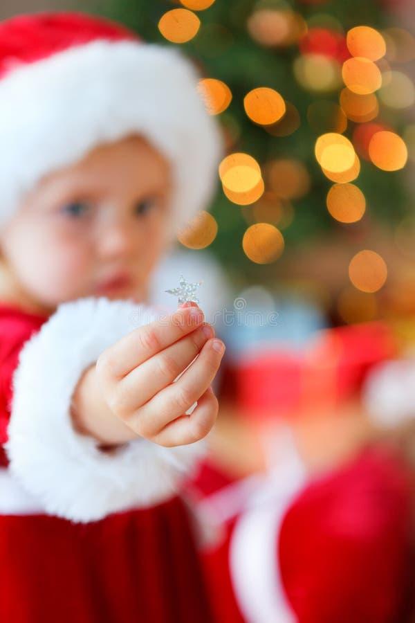 Santa Baby fotos de stock