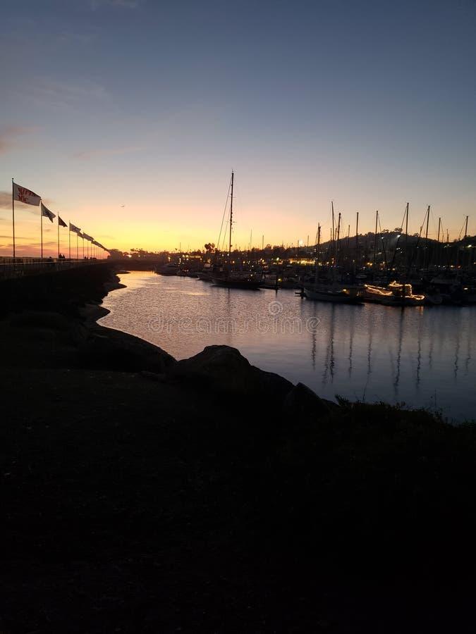 Santa Barbara стоковое фото