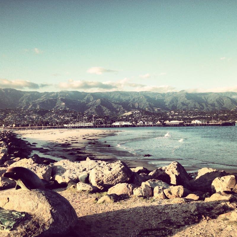 Santa Barbara стоковое изображение