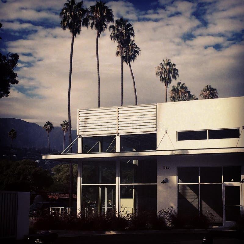 Santa Barbara Building fotos de archivo