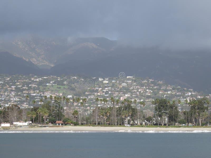 Santa Barbara, Califórnia 19 de janeiro de 2017 imagens de stock royalty free