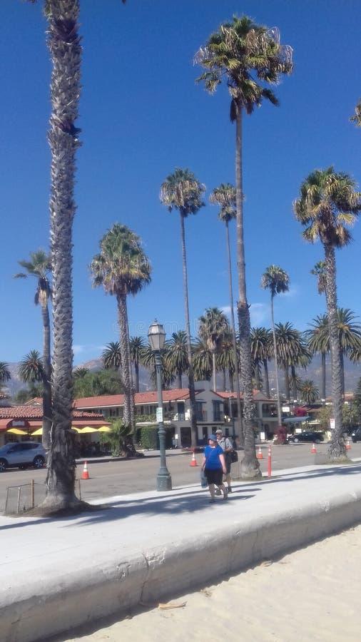 Santa Barbara, Californië, de V.S. royalty-vrije stock afbeelding