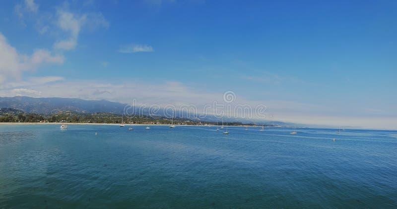 Santa Barbara California fotografía de archivo libre de regalías