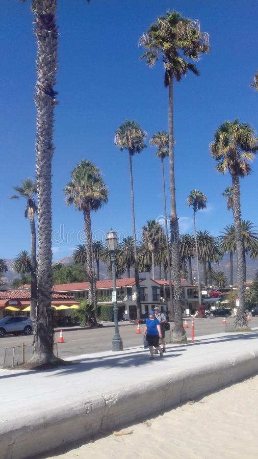 Santa Barbara, Kalifornien, USA lizenzfreies stockbild