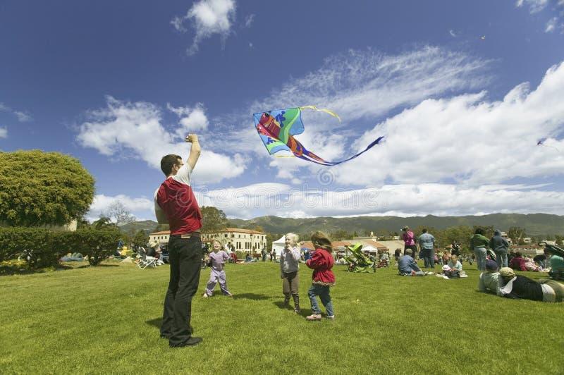 Download Santa Barbara Kite Festival Editorial Stock Photo - Image: 27070018