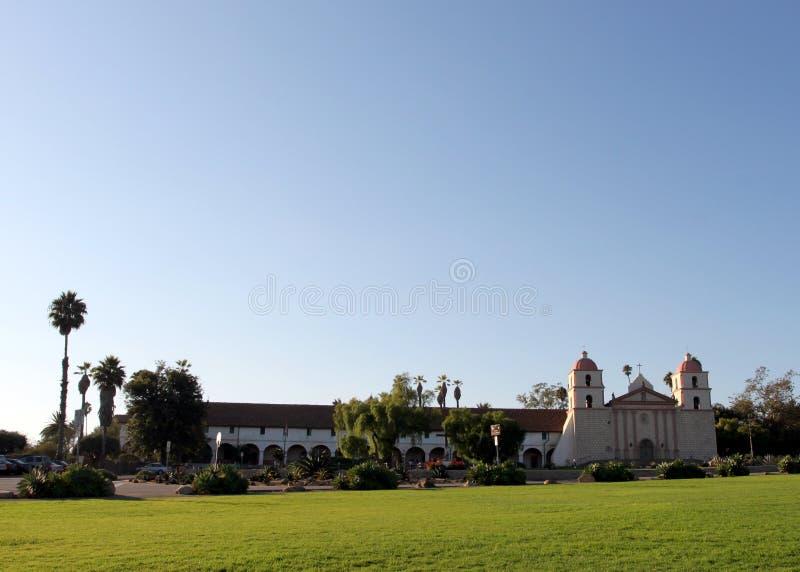 Download Santa Barbara Mission stock photo. Image of landmark - 26935434