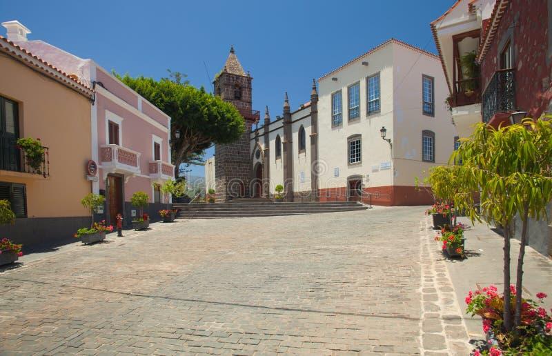 Santa Bridiga, Gran Canaria imagenes de archivo