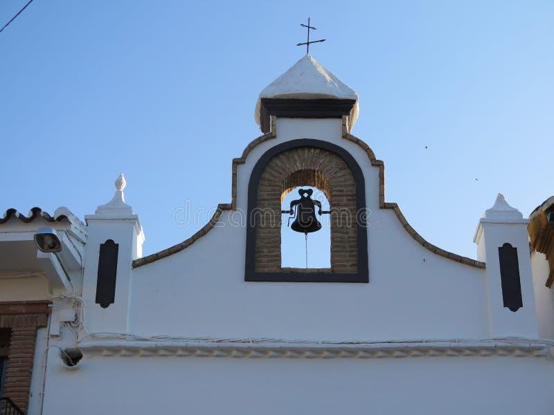 Santa Brigita Church Bellfry imagen de archivo