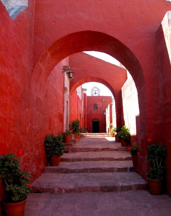 Santa Catalina royalty free stock photo