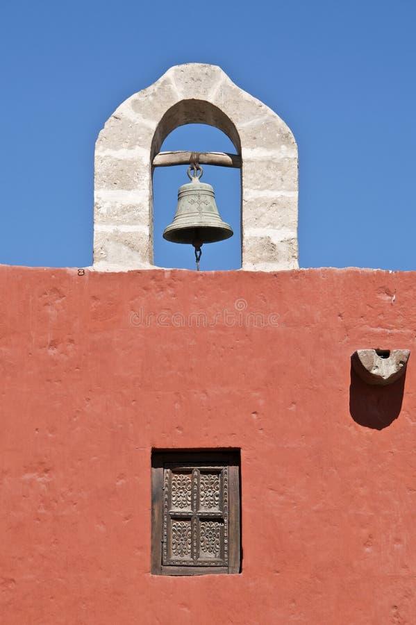 Free Santa Catalina Bell Tower Royalty Free Stock Photo - 11971885