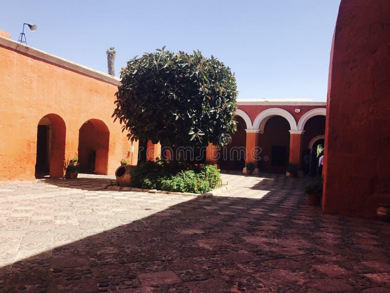 Santa Catalina Convent imágenes de archivo libres de regalías