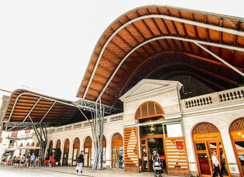 Santa Catarina Market imágenes de archivo libres de regalías