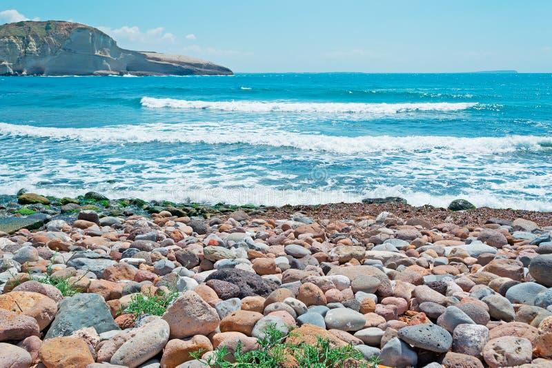 Santa Caterina Rocks Royalty Free Stock Photo