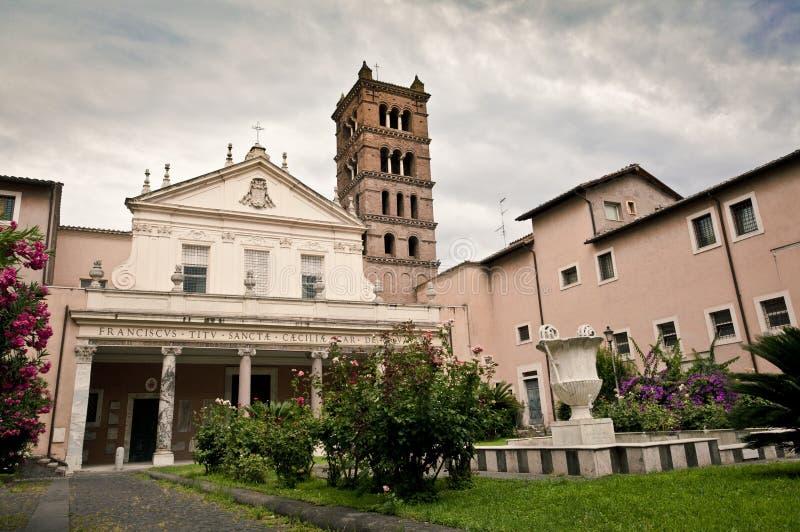 Santa Cecilia stockfotos