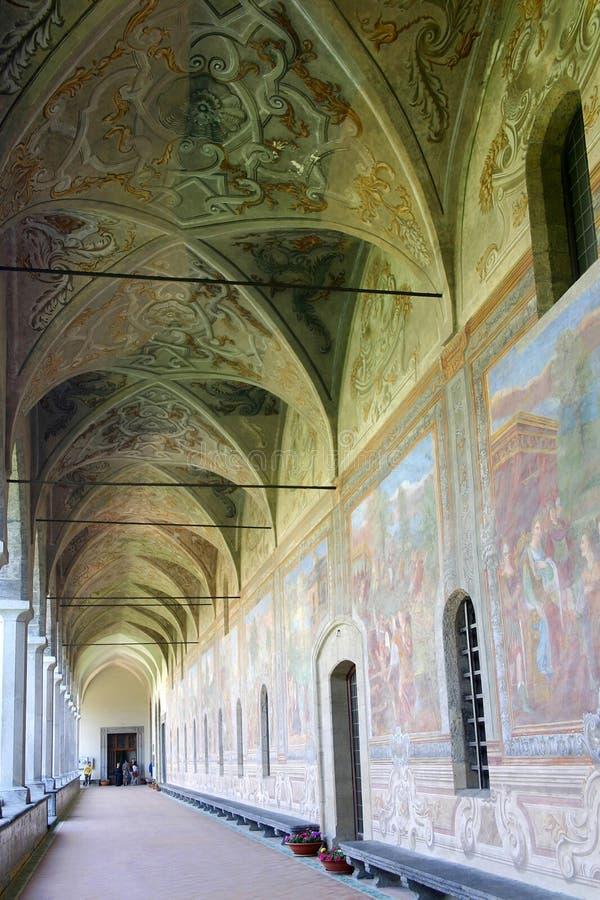 Santa Chiara photo stock