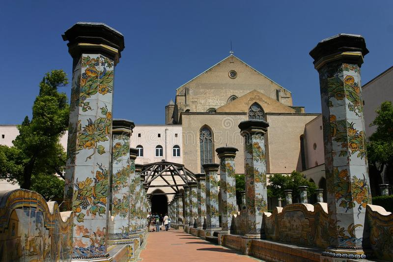 Santa Chiara image stock