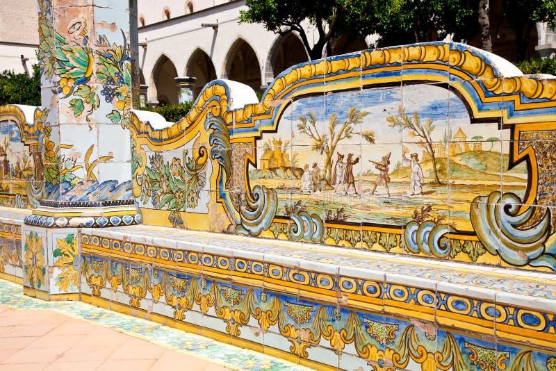 Download Santa Chiara Monastery - Naples Stock Photo - Image: 22269028