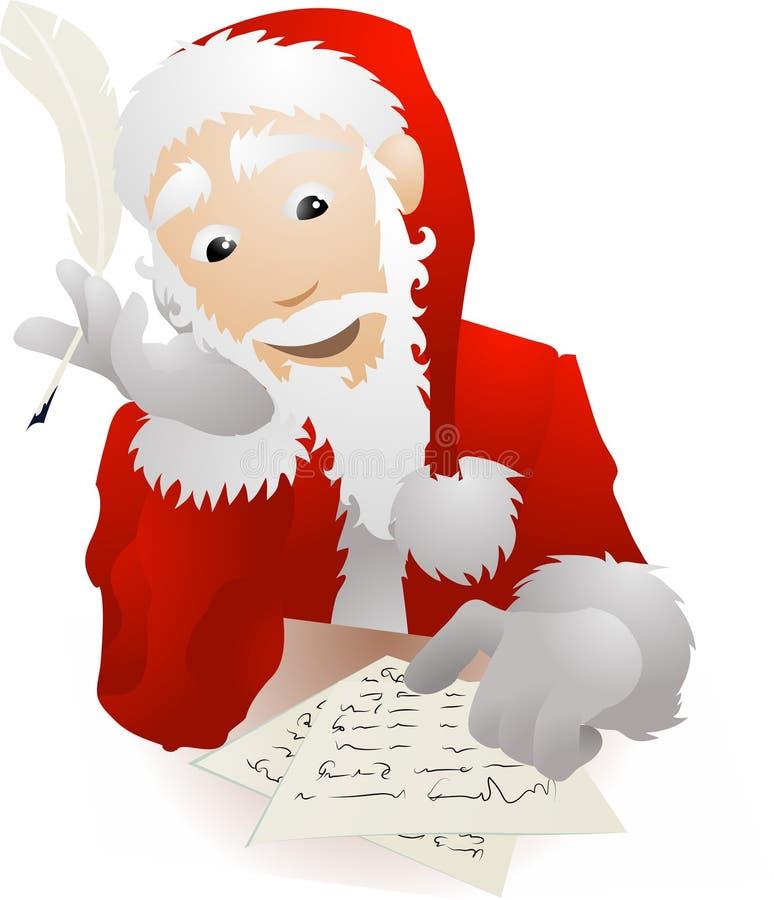 Free Santa Christmas List Letters Stock Photo - 6196760