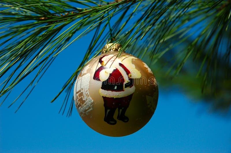 Download Santa Christmas Ornament stock photo. Image of needles - 226008
