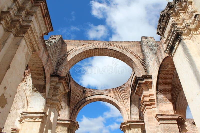 Santa Clara convent royalty free stock images