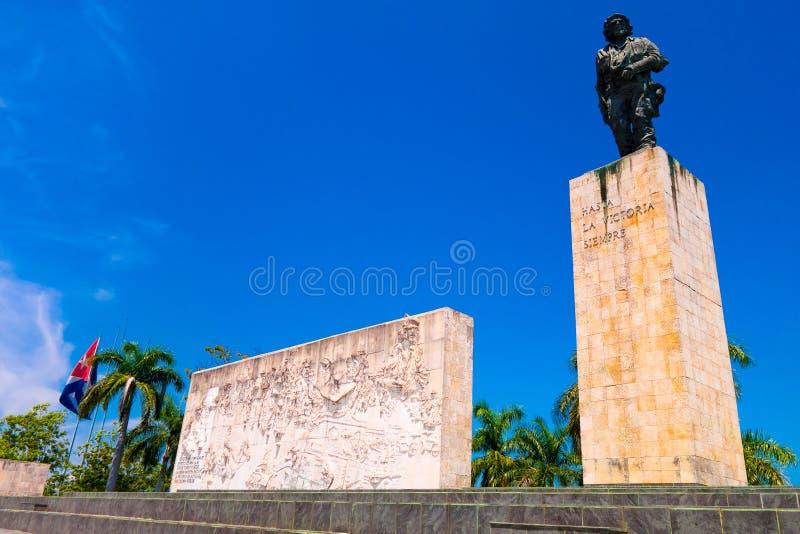 SANTA CLARA, CUBA - 8 DE SEPTIEMBRE DE 2015: El Che imágenes de archivo libres de regalías