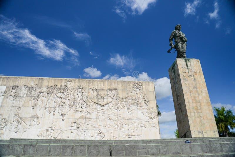 SANTA CLARA, CUBA - DECEMBER 14, 2014 The Che Guevara Mausoleum royalty free stock images