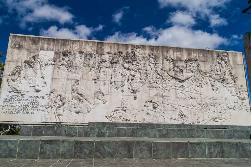 SANTA CLARA, CUBA - 13 FÉVRIER 2016 : Monument de Che Guevara en Santa Clara, Cu images libres de droits