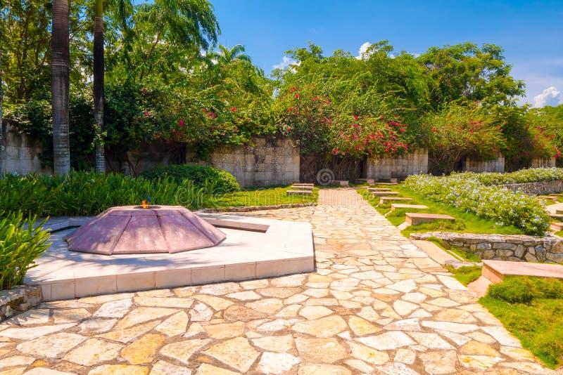 SANTA CLARA, CUBA - SEPTEMBER 08, 2015: The Che stock photos