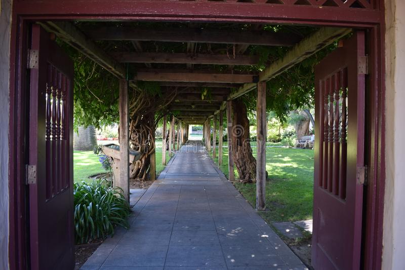 Santa Clara Kalifornien, USA royaltyfri bild