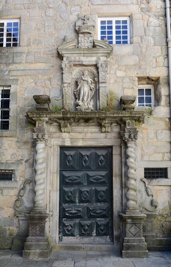 Santa Clara kościół, Porto, Portugalia obraz royalty free