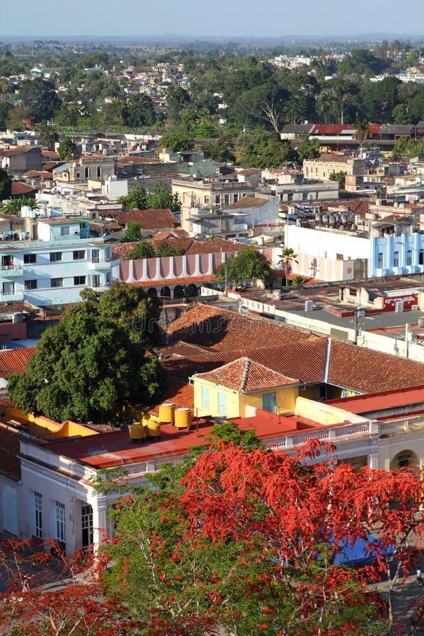 Santa Clara Kuba royaltyfri bild