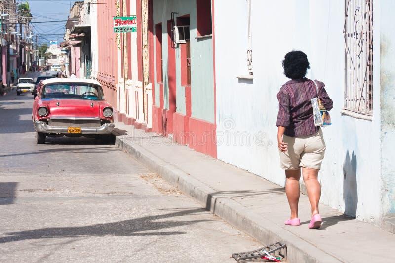 Santa Clara. Kuba royaltyfri fotografi