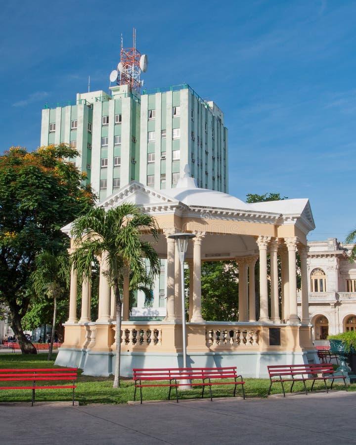 Santa Clara Kuba arkivfoto