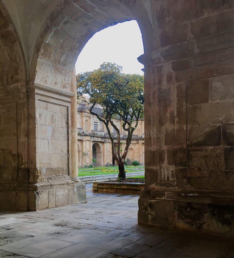 Santa Clara Monastery photo libre de droits