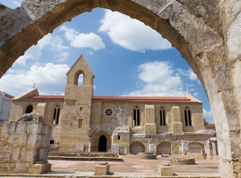 Santa Clara Velha, Portugal fotos de archivo libres de regalías