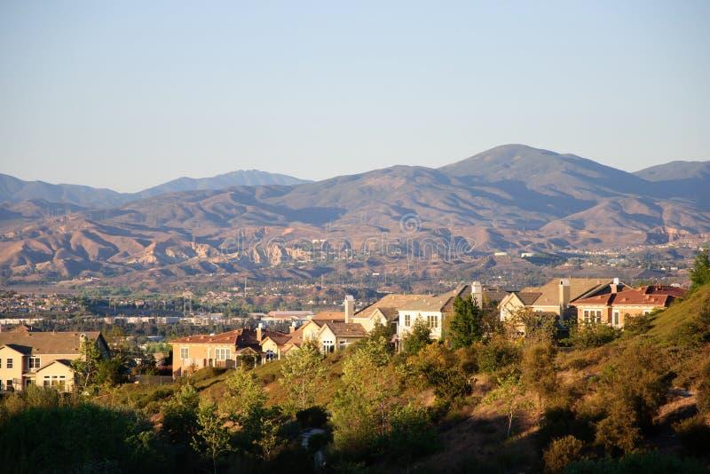 Santa Clarita i Kalifornien royaltyfri bild