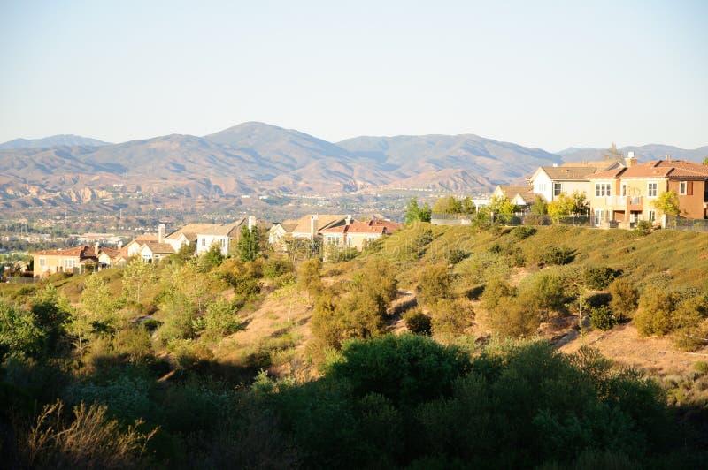 Santa Clarita i Kalifornien royaltyfria bilder