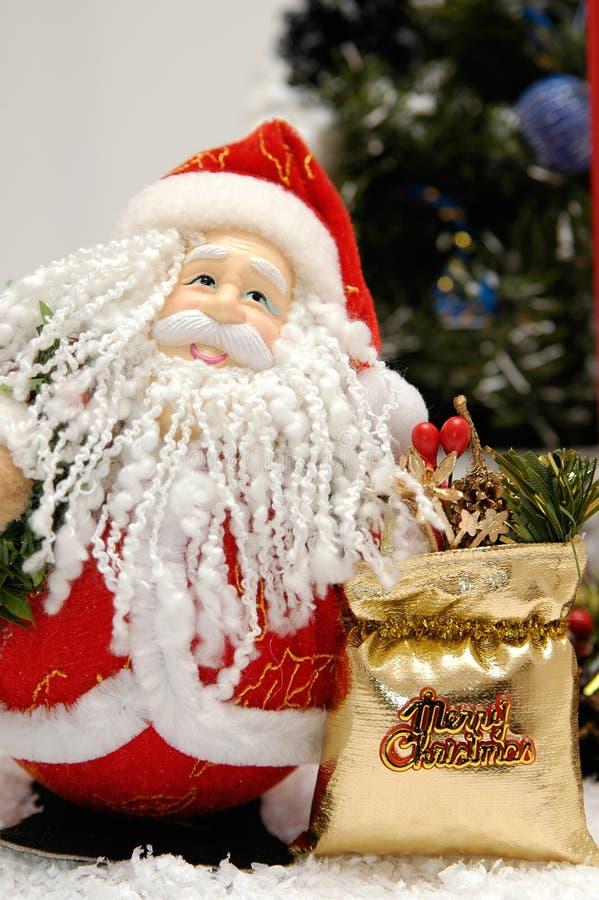 Santa Claus święta zdjęcie stock