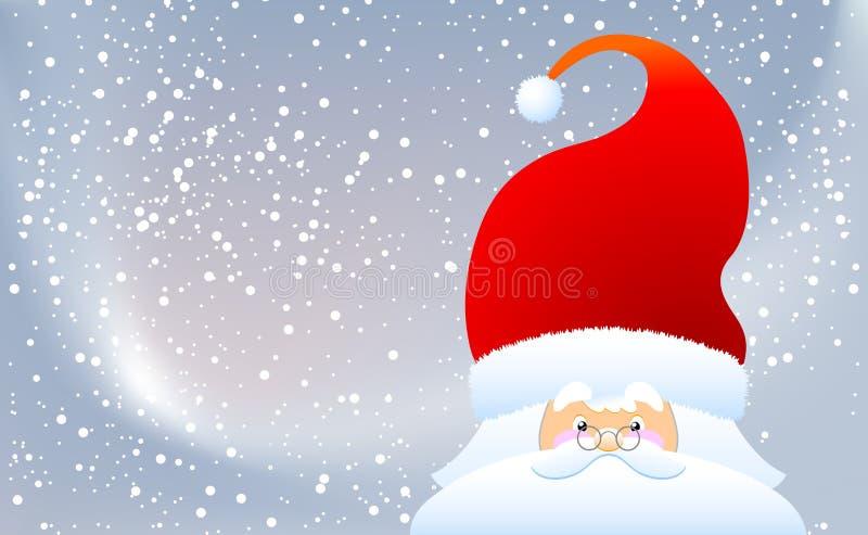 Download Santa Claus stock vector. Image of december, white, beard - 11833591