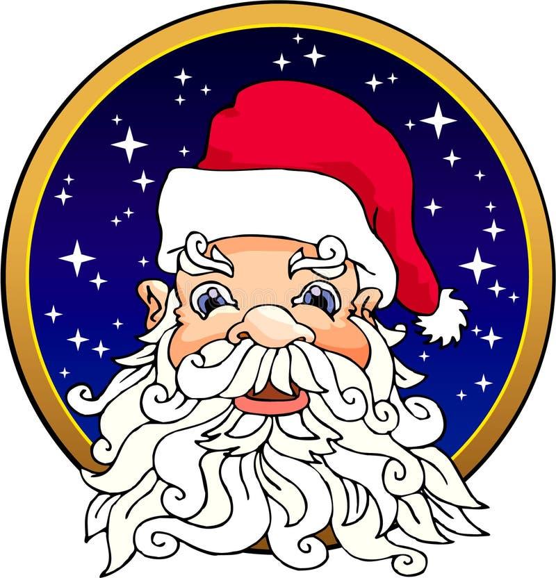 santa Claus ελεύθερη απεικόνιση δικαιώματος