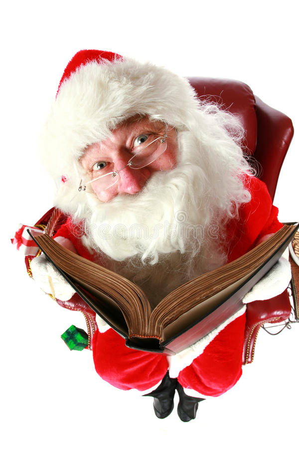 Download Santa Claus stock image. Image of noel, happy, isolated - 20948387