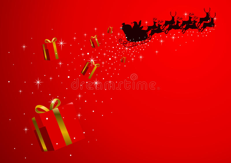 Download Santa Claus stock vector. Illustration of reindeer, december - 22193504