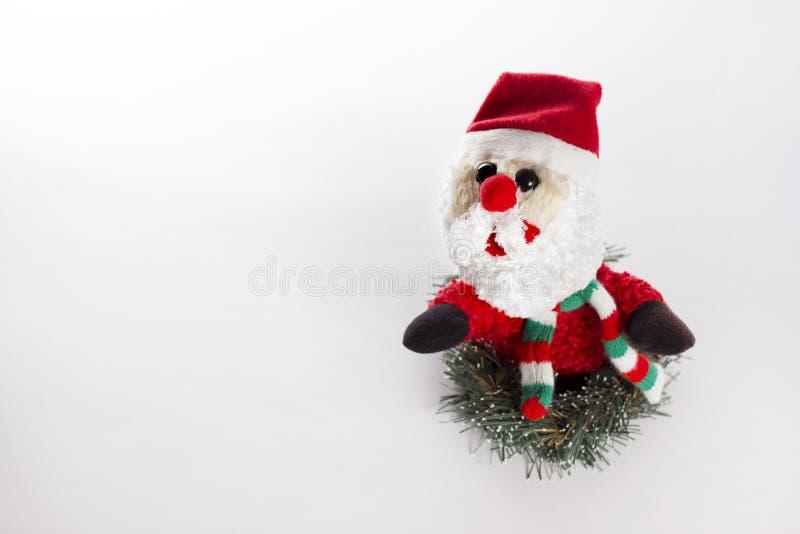 Download Santa Claus stock image. Image of plushy, celebrative - 27450955