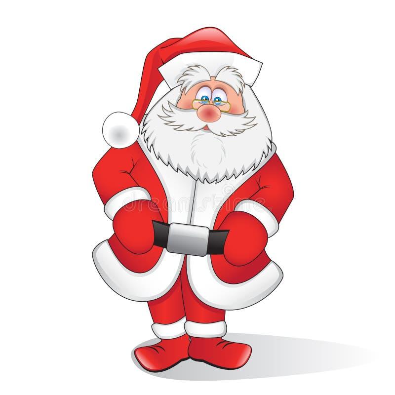 Download Santa Claus stock vector. Illustration of banner, design - 27695899