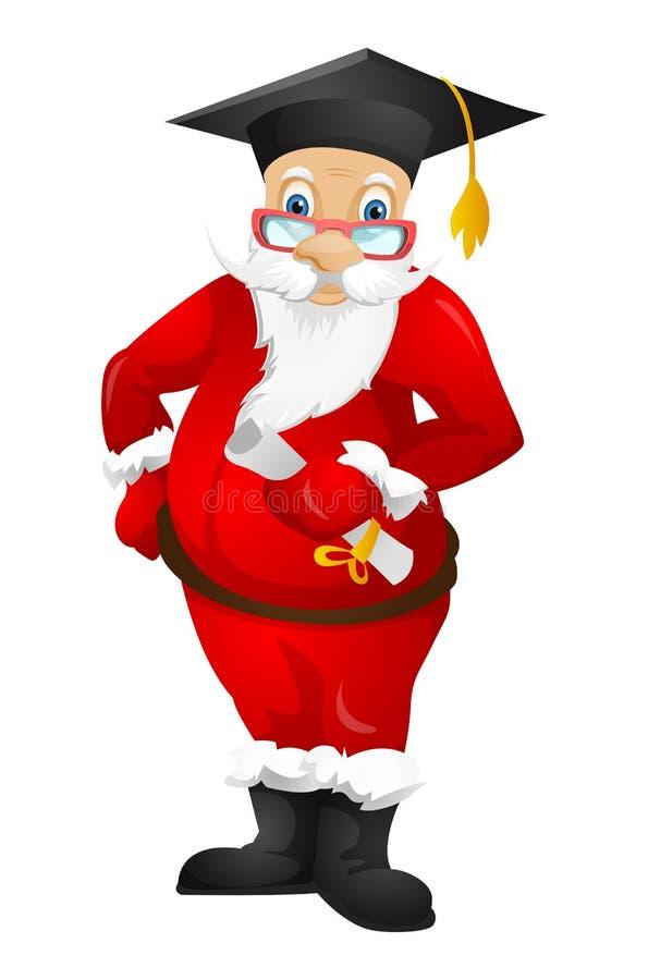 Santa Claus royalty-vrije illustratie