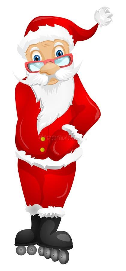 Santa Claus stock illustratie